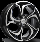 "Forzza Aktia Black Face Machined 14""(BY9800000114400)"