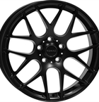 "Romac Radium Dull Black 18""(EW430825)"