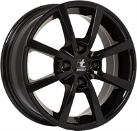 It wheels Alisia Gloss Black 15""