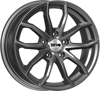 Tekno Wheels Tekno RX10 Dark Anthracite Gloss 15""