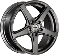Tekno Wheels Tekno X60 Dark Anthracite Gloss 15""